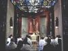 Audiencja w prywatnej kaplicy Jana Pawła II w Watykanie